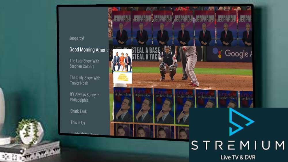 Stremium for TV BOX