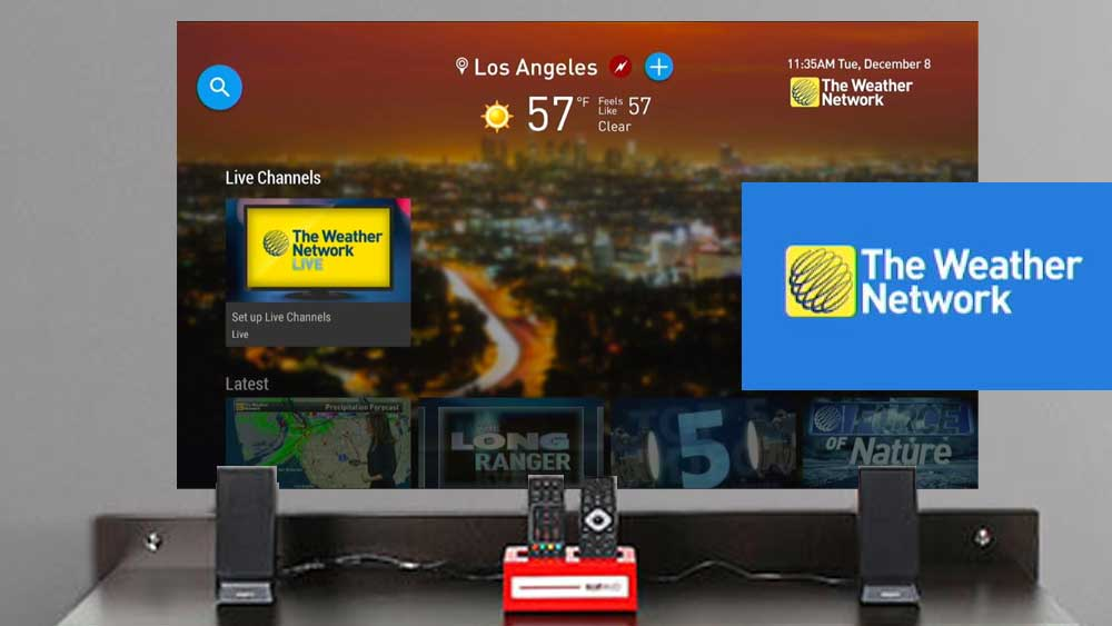 The Weather Network for Android TV