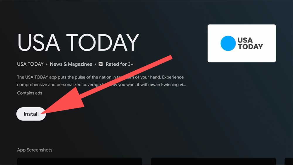 USA Today Fire TV