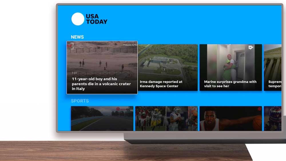 USA Today for TV